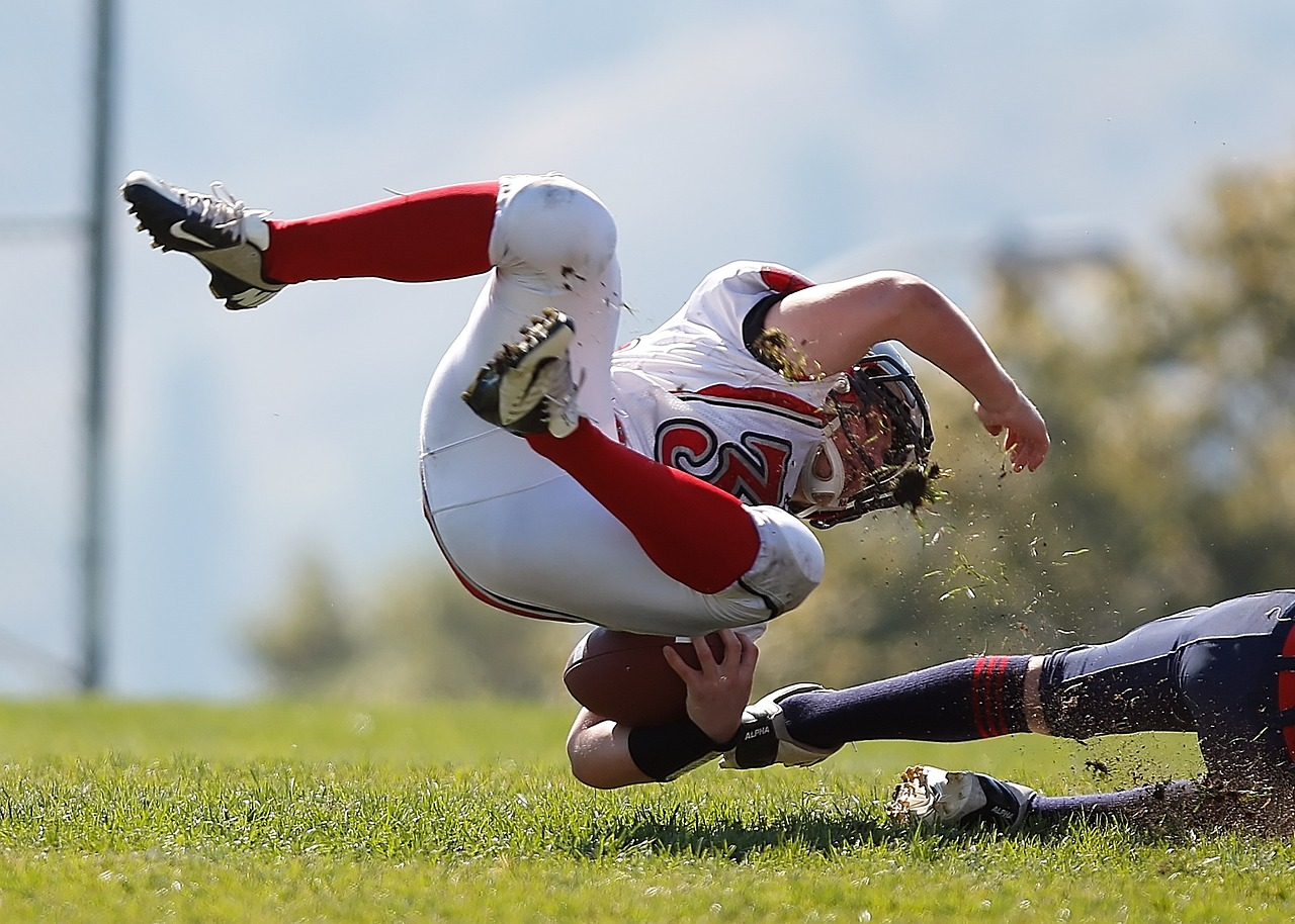 The Most Common Health and Injury Risks Among Young Football Players